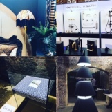 Various displays at Clerkenwell Design Week