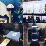Various displays at Clerkenwell Design Week